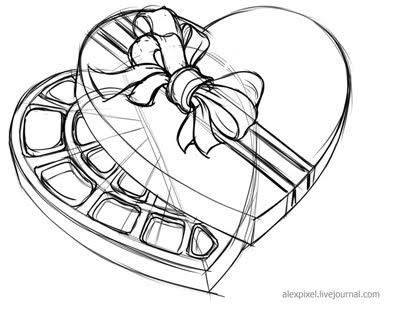 пять уроков adobe illustrator ко Дню святого Валентина