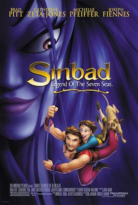 Sinbad: A Lenda dos Sete Mares Dublado 2003
