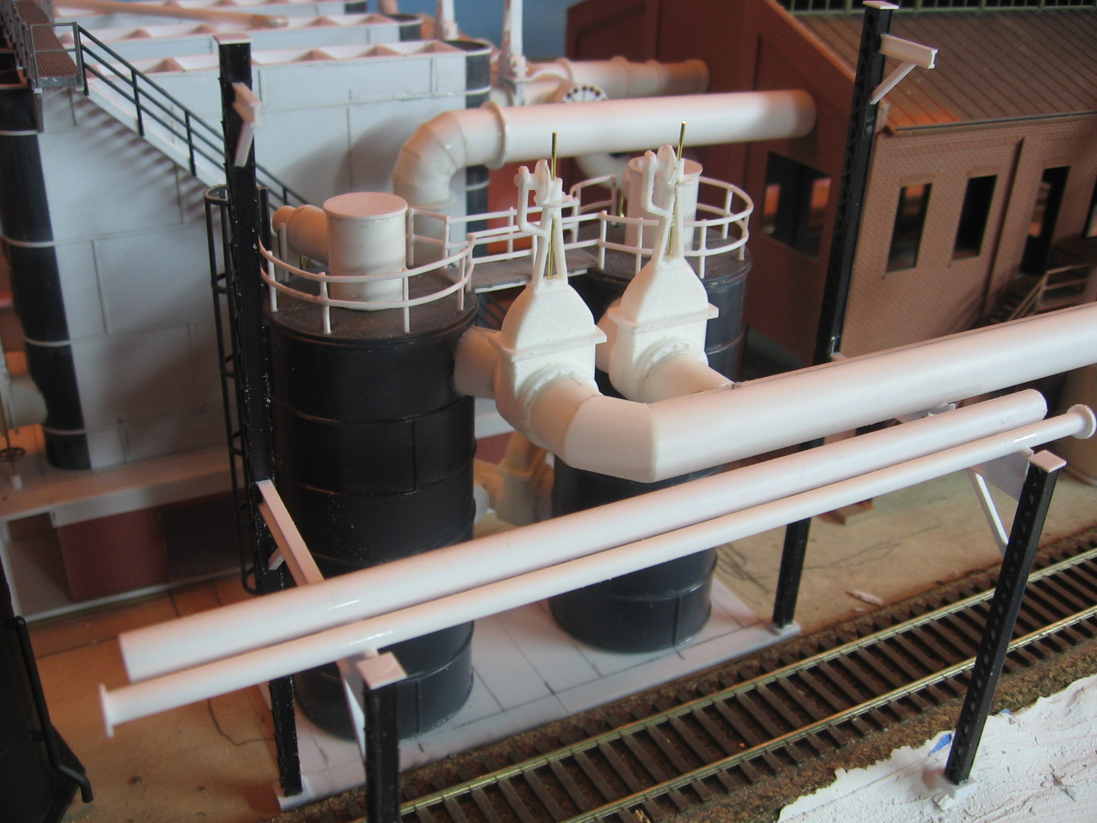 STEEL INDUSTRY RAILROADS AND MORE MODEL AND REAL