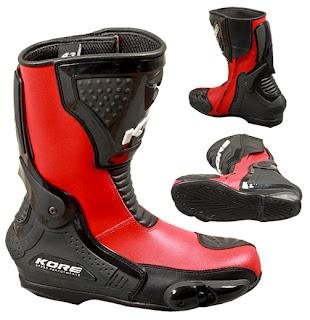 motorbike boot