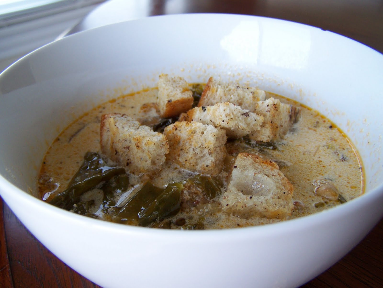 Hungry Janey: Zuppa Toscana Soup