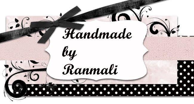 Handmade by Ranmali