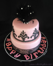 Happy Birthday Diva Cake