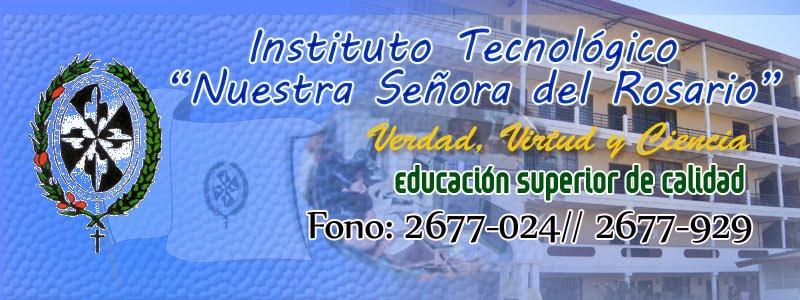 Instituto Tecnologico Nuestra Señora del Rosario