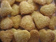 Biscottini al burro di Giulia
