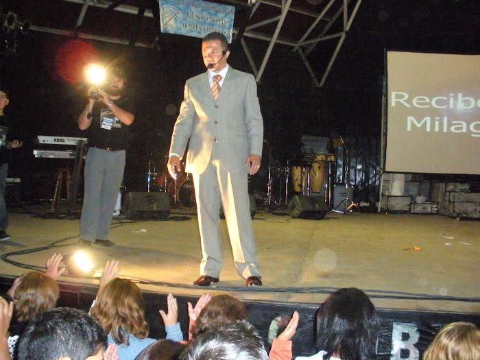 Cruzada Evangelística CAMBIANDO CIRCUNSTANCIAS