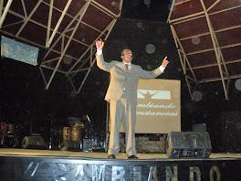 Pr Júnior Montheiro, Pastor de la CCVN