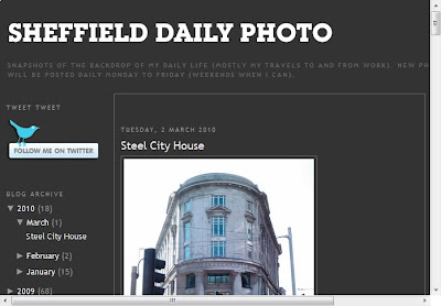Sheffield Daily Photo