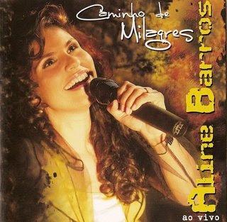Aline Barros - Caminho de Milagres (Playback)