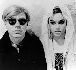 Edie Sedgwick & Warhol