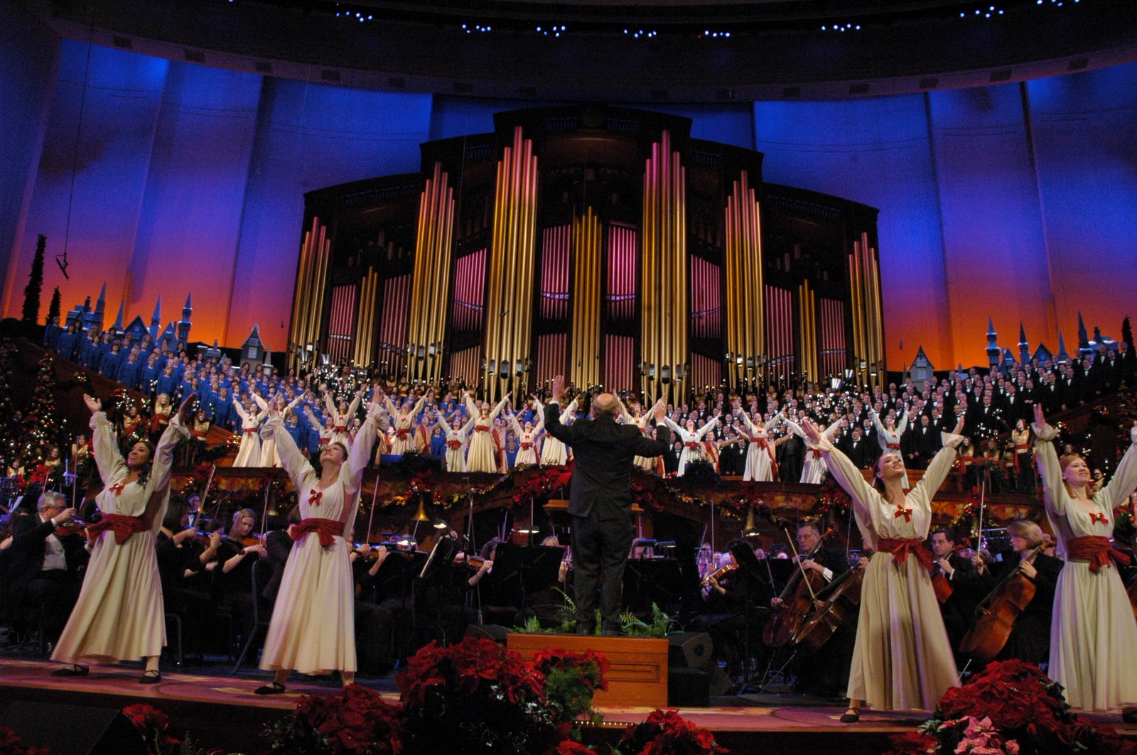 mormon tabernacle choir christmas concert 2010 guest