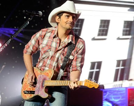 brad paisley 5th gear album. HAPPY BIRTHDAY, Brad Paisley!