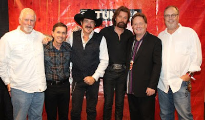 Backstage Celebrations at Brooks & Dunn's Last Rodeo
