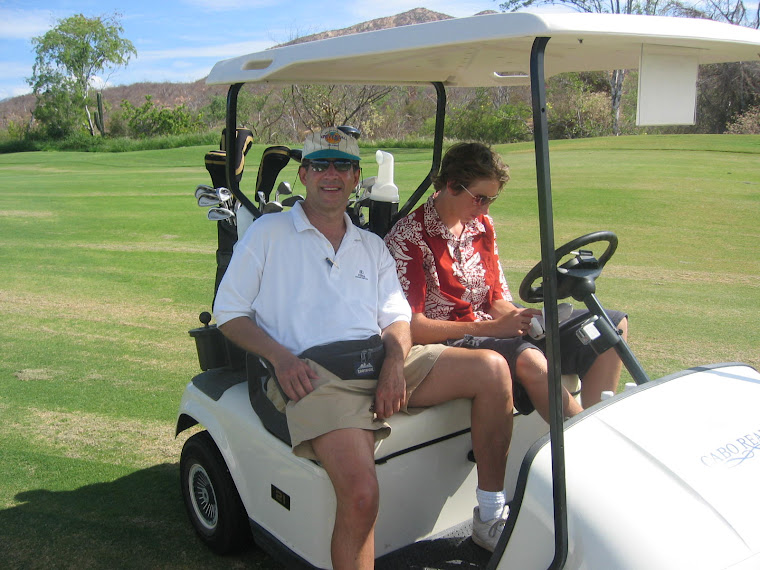 on the links in Cabo