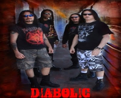 Diabolic - Excisions Of Exorcisms (2010)