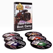 BRAND NEW!!! Indie Film Bootcamp 6-DVD Set - 8+ Hours - Only $129!