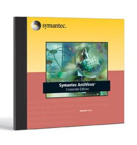Symantec AntiVirus Corporate 10.1.6.6000 (1 cd)