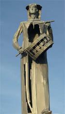 Monumento del Tambor - Alcañiz (Teruel)