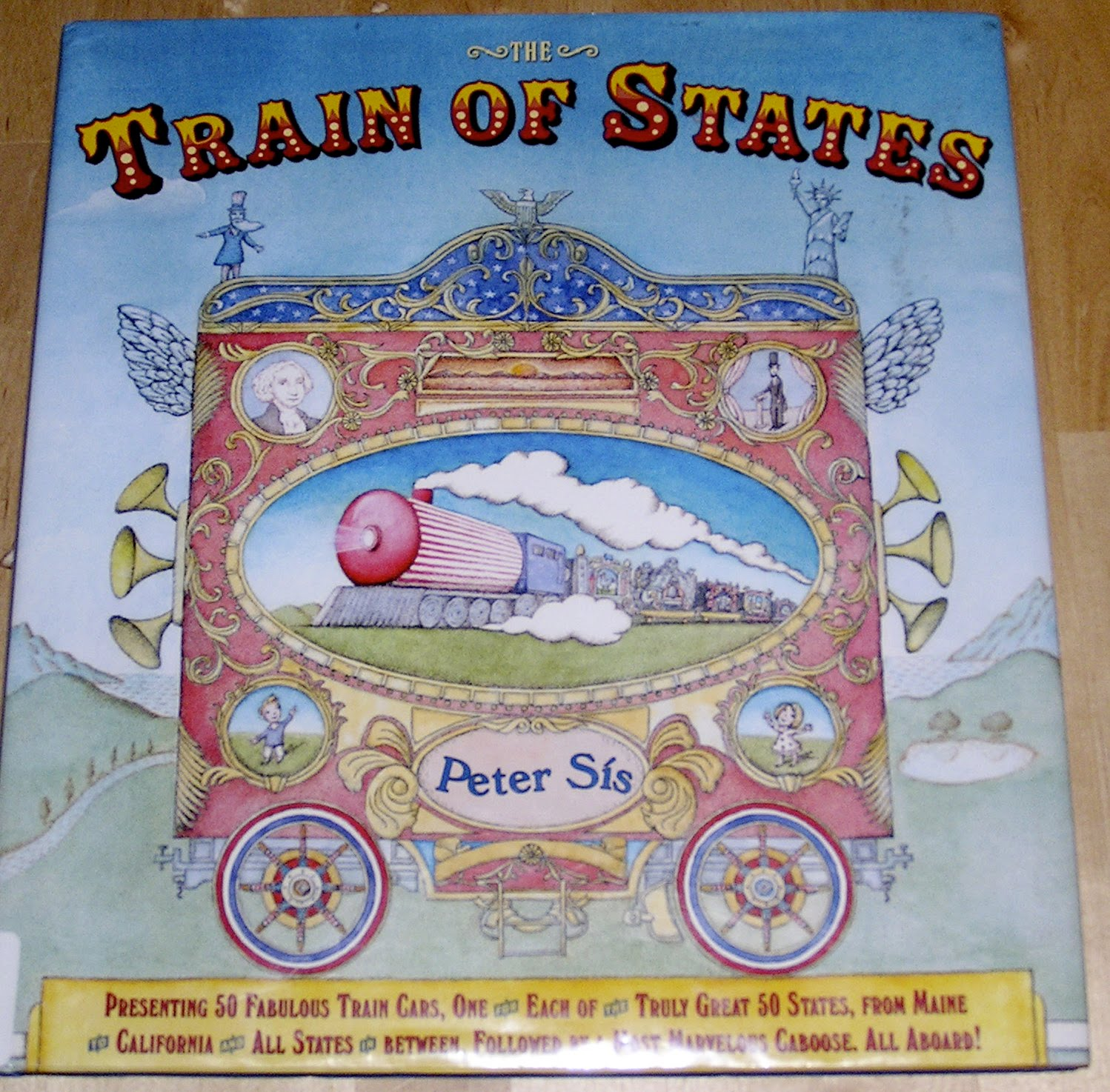 State Of The Trains Book