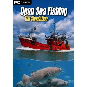 Open Sea Fishing The Simulation-FASiSO