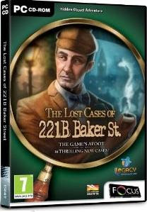 The Lost Cases Of 221B Baker Street-JAGUAR