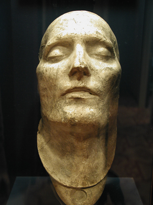 Mary Queen Of Scots Death Mask Historically Ob...
