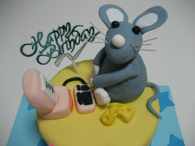 My Cake Story Angelina Ballerina