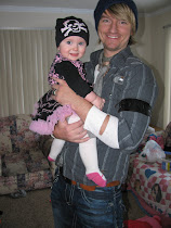 Chloe and Dad