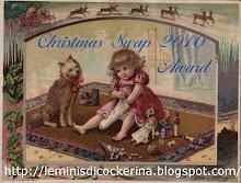 CHRISTMAS SWAP 2010