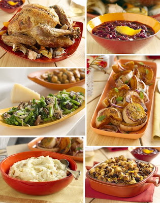 Tastefully Entertaining | Event Ideas & Inspiration: Thanksgiving Menu