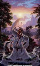 Isis, la diosa madre de la tierra y de la naturaleza