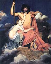 Zeus y Metis. El Dios padre y la Sabiduria
