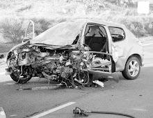 Los accidentes de trafico y el entorno de los 21 años