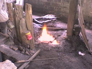 prapen tempat api