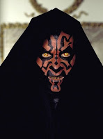 Darth Evil, from Planet Bad Guy.