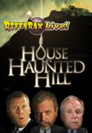 Starring Mike as Vincent Price, Kevin as Psycho Leprechaun Man, and Bill as Everyone Else.