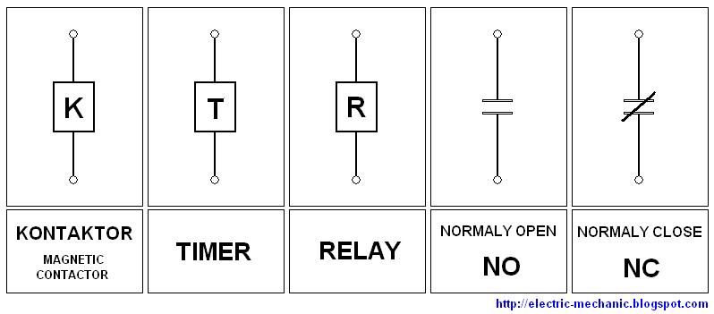 Gambar Teknik Listrik 1