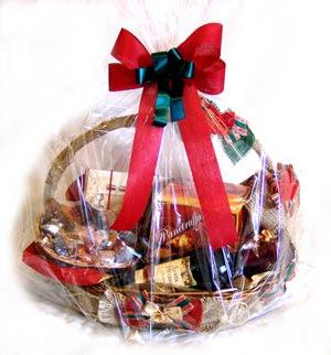 cesta de natal para seu amor