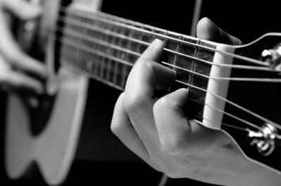 um violão e uma história de amor