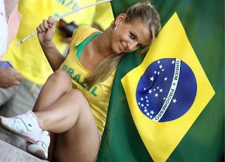 torcedora brasil
