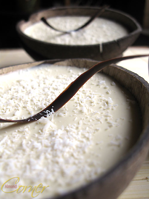 Coconut Mousse Recipe — Dishmaps