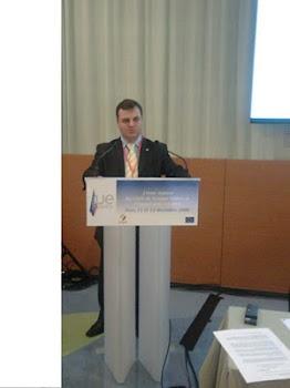 La Nisa in 2009, preşedinţia Franţei