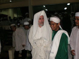 bersama syeikh yusuf bakhour al-hasani(mantan mufti negara Kanada)