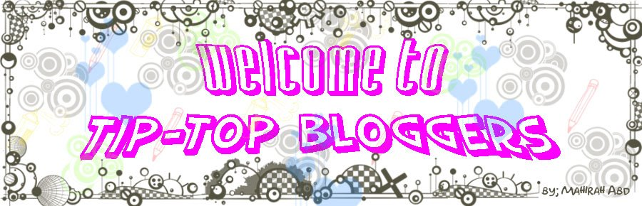 Tip-Top Bloggers