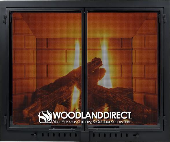 Fireplace Door Seal Image Collections Doors Design Modern