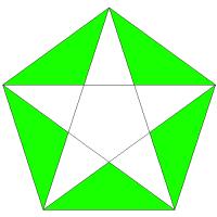 familia b de triángulos