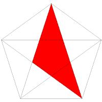 triángulo de 3 piezas b