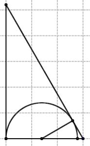 Circunferencia pequeña