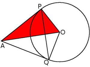 Triángulo equilátero máximo