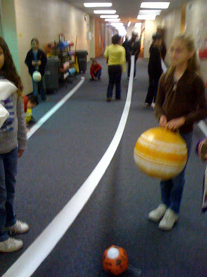 solar system distance activity - photo #25